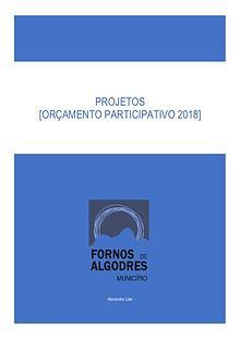 Projetos Orçamento Participativo 2018 [Fornos de Algodres]