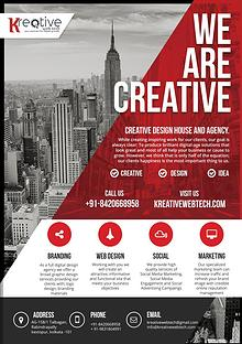 Kreative Web Tech Company Profile & Service Guide