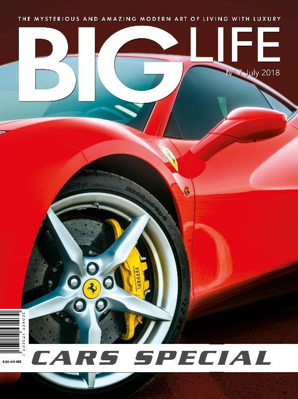 BIG LIFE Magazine Edition N°7 - July