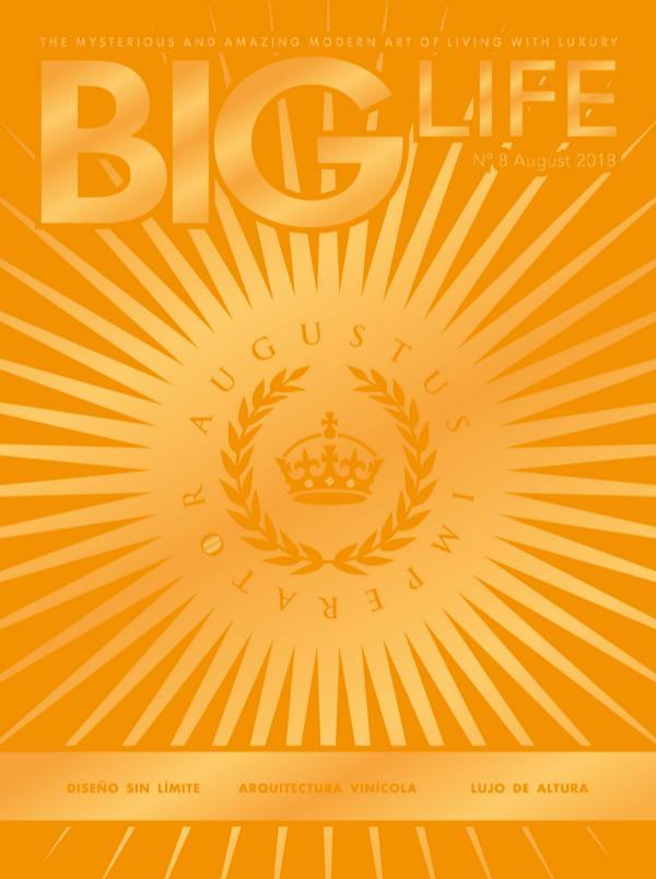 BIG LIFE Magazine Edition N°8 - August