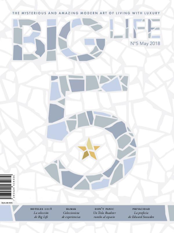 BIG LIFE Magazine Edition N°5 - May