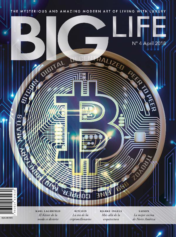 BIG LIFE Magazine Edition N°4 - April