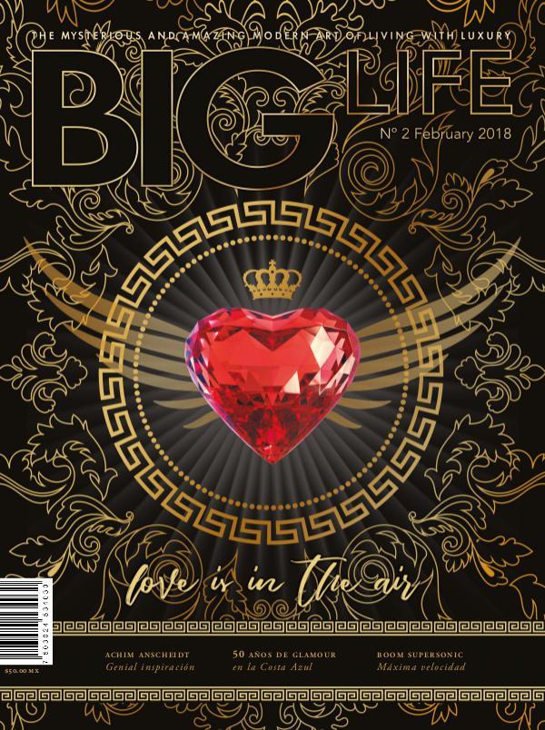 BIG LIFE Magazine BIG LIFE Magazine Edition N°2 - February