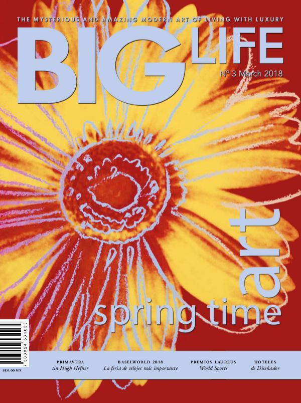 BIG LIFE Magazine Edition N°3 - March
