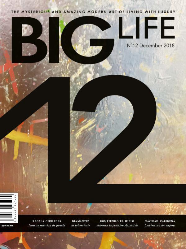 BIG LIFE Magazine Edition Nº12 - December