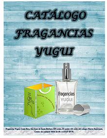 FRAGANCIAS YUGUI