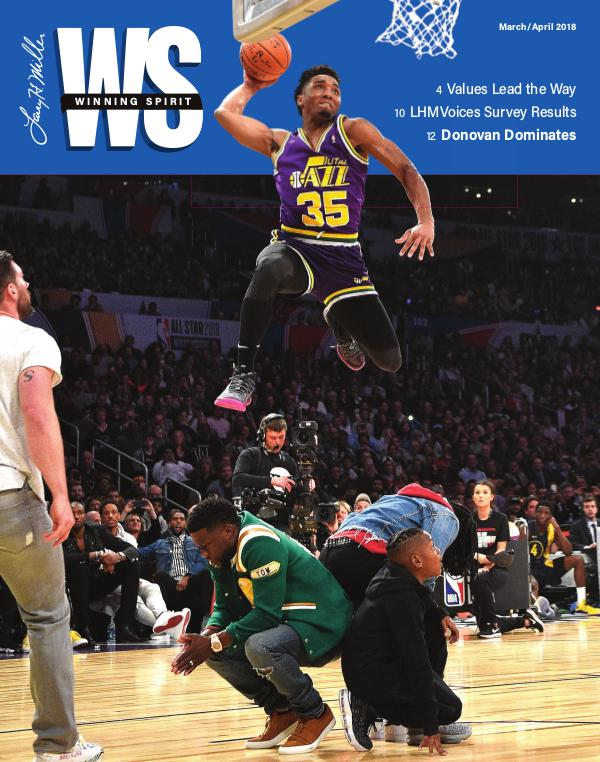 Winning Spirit Magazine March-April 2018