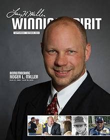 Winning Spirit Magazine September - October 2013