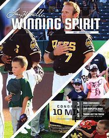 Winning Spirit Magazine July - August 2013