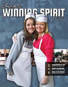 Winning Spirit Magazine January - February 2013