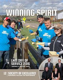 Winning Spirit Magazine