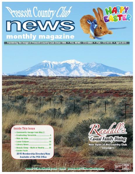 PCC News Monthly April 2015