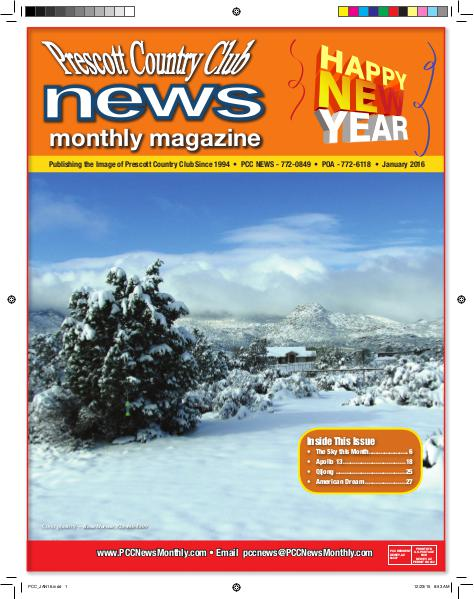 PCC News Monthly January 2016