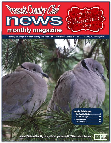 PCC News Monthly February 2016