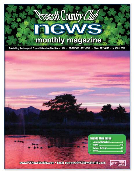PCC News Monthly March 2016