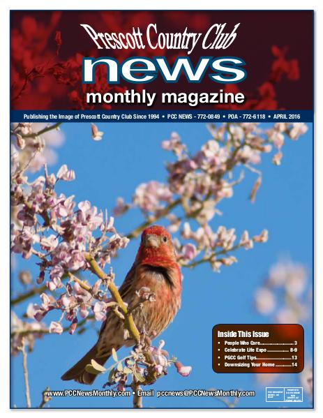 PCC News Monthly April 2016