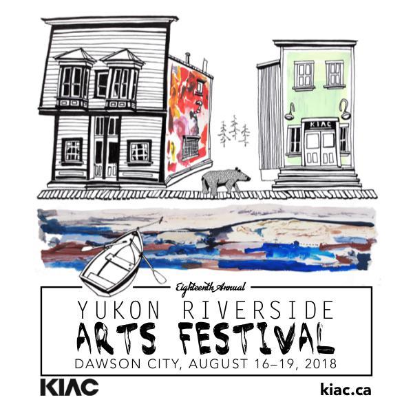 2018 Yukon Riverside Arts Festival 2018ArtsFestBrochure_web