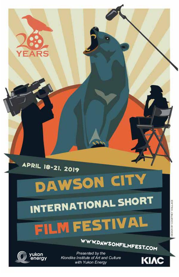 2019 Dawson City International Short Film Festival Program DCISFF_2019_program_web