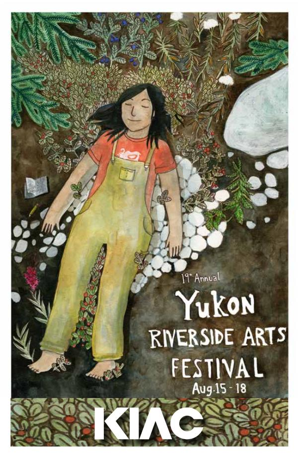2019 Yukon Riverside Arts Festival YRAF_program2019web
