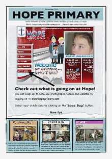 Hope November Newsletter