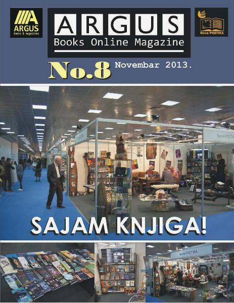 Argus Books Online Magazine #8