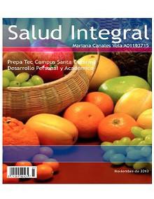 Salud Integral DPA Primer Semestre