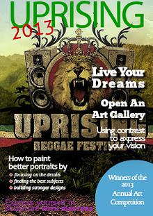 REGGAE FESTIVAL UPRISING 2013
