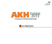 AKH Exhibit 2013