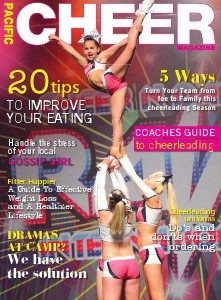 Cheer Pacific Magazine Issue 1, January 2014