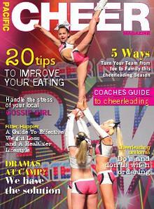 Cheer Pacific Magazine
