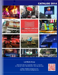 Led Media Group - Display Manufacturer December 2013