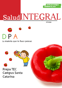 SALUD INTEGRAL Nov. 2013