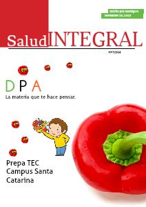 SALUD INTEGRAL Nov. 2013