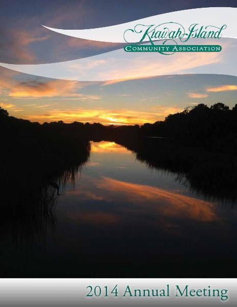 KICA Annual Reports 2014