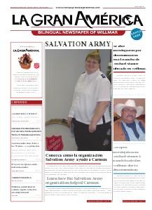 La Gran América Newspaper Vol Número 5,January, 2009