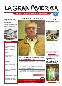 La Gran América Newspaper Vol2 N5, January,2011