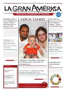 La Gran América Newspaper Vol 3 N5 January, 2012
