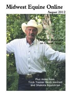 Midwest Equine Online Jul. 2012