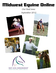 Midwest Equine Online Aug. 2012