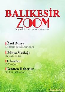 Balıkesir ZOOM - MART 2012
