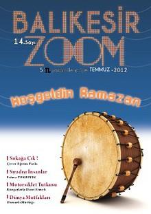 Balikesir Zoom Dergisi - Temmuz