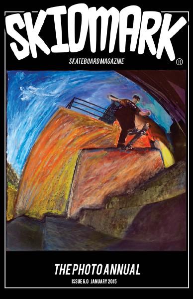 Skidmark Skatemag #6.0