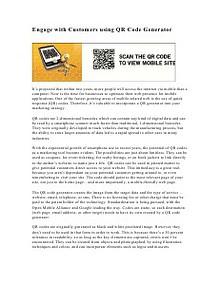 QR Code Generator | QR Code Creator