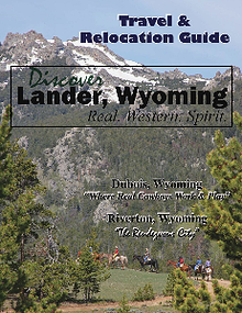 Lander Travel and Relocation Guide 2013