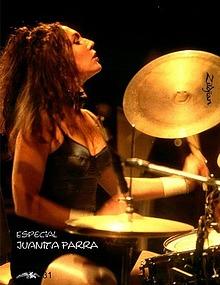 Especial Juanita Parra Marzo 2020