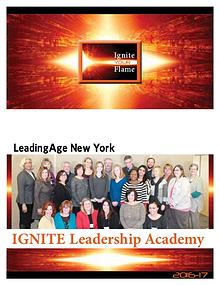 IGNITE Leadership Academy Action Learning Project