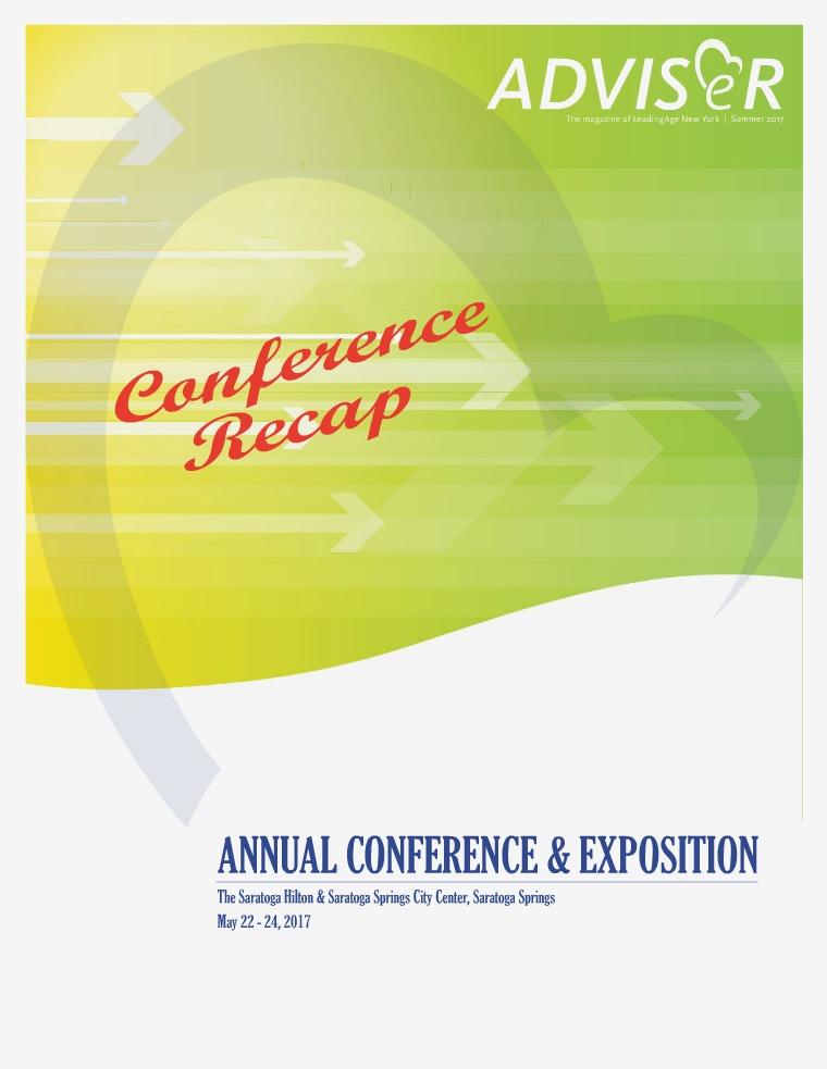 Adviser Summer 2017 Annual Conference Recap