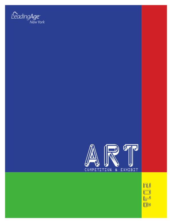 LeadingAge New York Art Competition & Exhibit 2018 2018