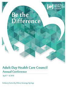ADHCC Annual Conference 2016