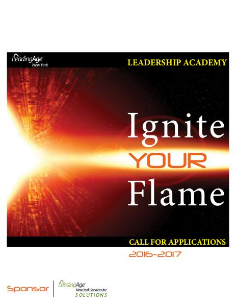 IGNITE Leadership Academy 2016-17